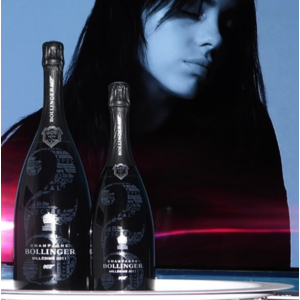 Bollinger 007 No Time To Die Limited Edition Magnum champagne