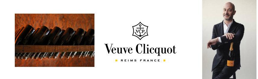 Veuve Clicquot - Het motto van de nieuwe keldermeester