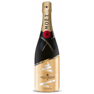 Moet & Chandon Tie Your Wish Brut Limited Edition