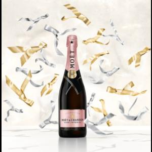 Moet & Chandon Tie Your Wish Rosé Limited Edition Geschenkdoos
