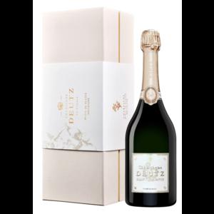 Deutz Brut Blanc de Blancs vintage 2015 champagne