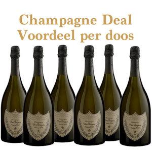 Dom Perignon vintage 2010 aanbieding - voordeel per doosje