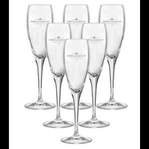 Moet & Chandon Kristallen Champagneflûtes