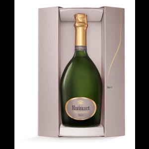 Ruinart 'R' Brut Champagne in geschenkdoos