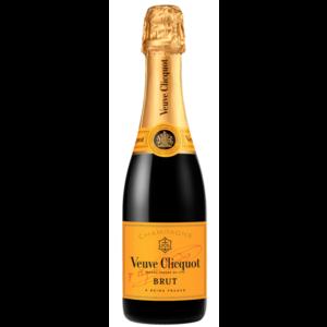 Veuve Clicquot Brut Champagne Demi-Bouteille (half flesje)