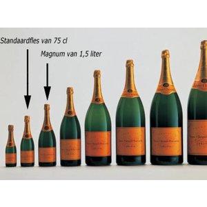 Veuve Clicquot Magnum - Brut Yellow Label champagne (1,5 liter)