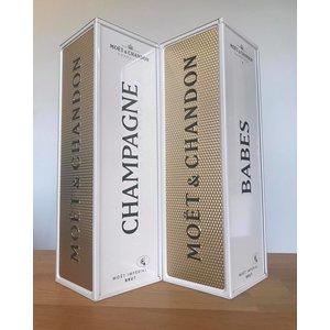 Moet & Chandon Brut SPECIALLY YOURS met personalisatie