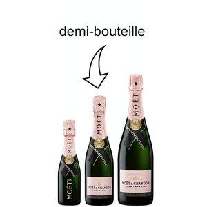 Moet & Chandon Half flesje Rose Imperial champagne