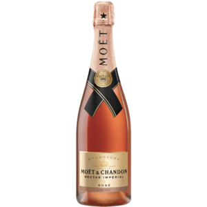 Moet & Chandon Nectar Imperial Rose Champagne