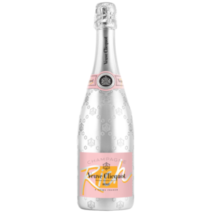 Veuve Clicquot Rich Rose champagne