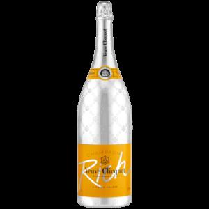 Veuve Clicquot Rich Jeroboam (3 liter) champagne