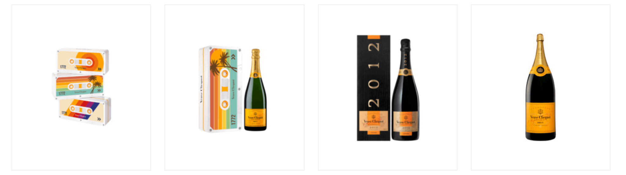 Het verhaal achter Veuve Clicquot champagne