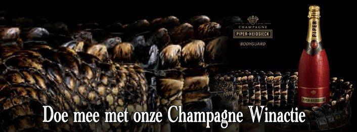 Champagne Winactie: Doe mee!