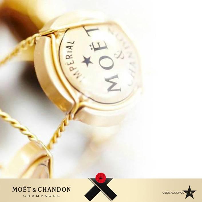 Het verhaal achter Moët & Chandon champagne