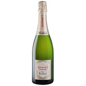 Gosset Brut Excellence champagne in geschenkdoos
