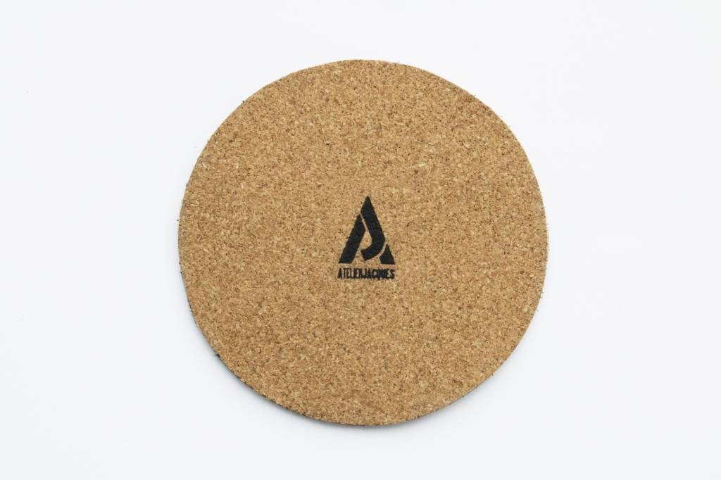 Atelier Jacques SKOLL - Leather Coasters
