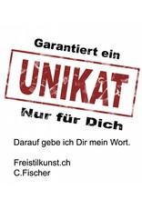 C.Fischer Faszinierendes Badetuch 'Innere Kraft'