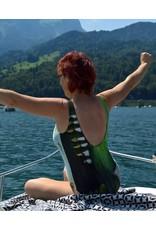 C.Fischer Bezaubernder Designer Badeanzug 'innere Ruhe'