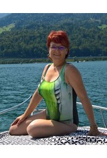 C.Fischer Prächtiger Designer Bikini 'innere Ruhe'