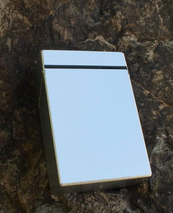 C.Fischer Unverzichtbares Designer Zigarettenbox 'Ausbruch'