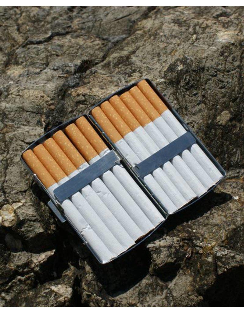 C.Fischer Charmantes Designer Zigarettenetui 'Innere Kraft'