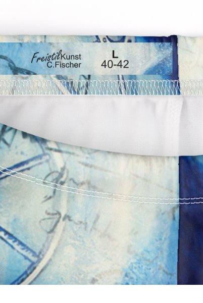 C.Fischer Schicke Designer Hotpants 'Seinen Weg finden'