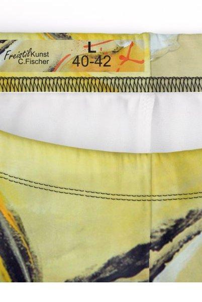 C.Fischer Raffinierte Designer Hotpants 'Perspektive'