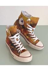 C.Fischer Designer Sneakers Converse (Chuck Taylor Classic) 'Weg der Hoffnung'