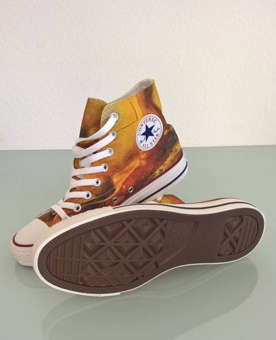 C.Fischer Designer Sneakers Converse (Chuck Taylor Classic) 'Perspektive'