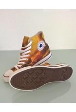 C.Fischer Designer Sneakers Converse (Chuck Taylor Low) 'Insel der Träume'