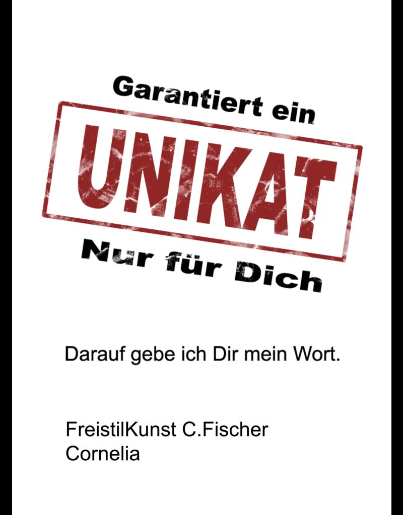 C.Fischer Attraktiver Designer Turnbeutel 'Innere Kraft'