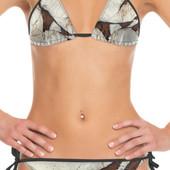 C.Fischer Traumhafter Designer Bikini 'Botschaft'
