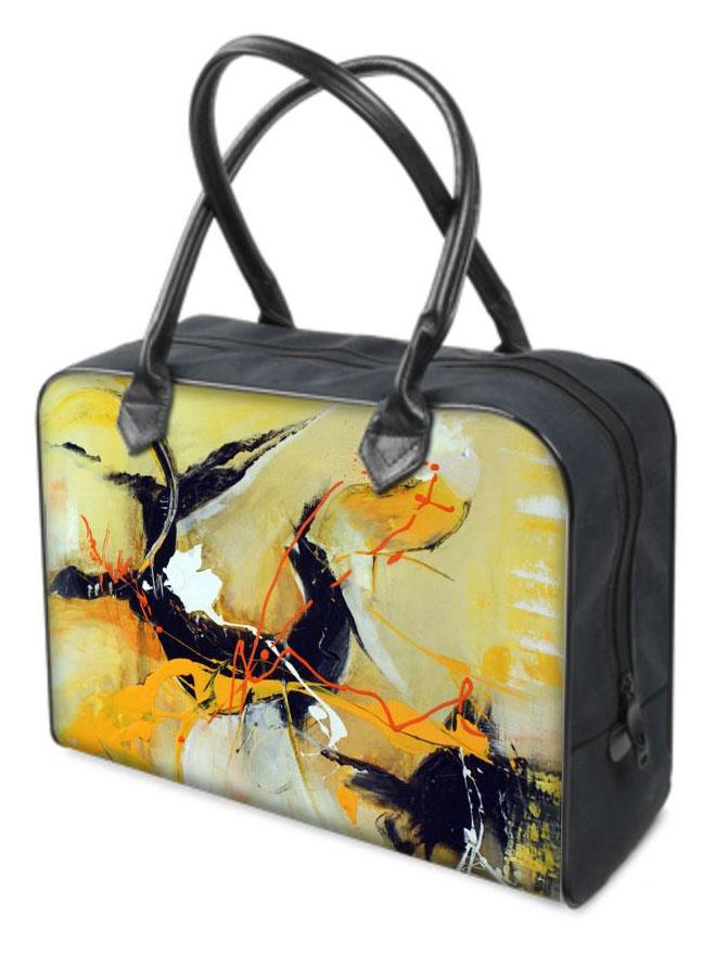 C.Fischer Moderne Designer Reisetasche: Perspektive