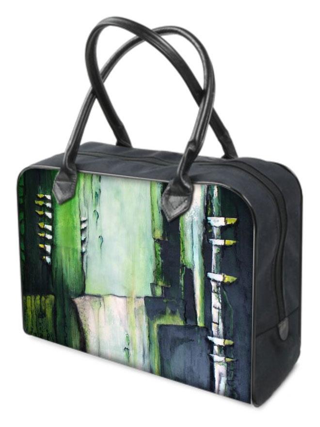 C.Fischer Fantastische Designer Reisetasche 'Weg der Hoffnung'