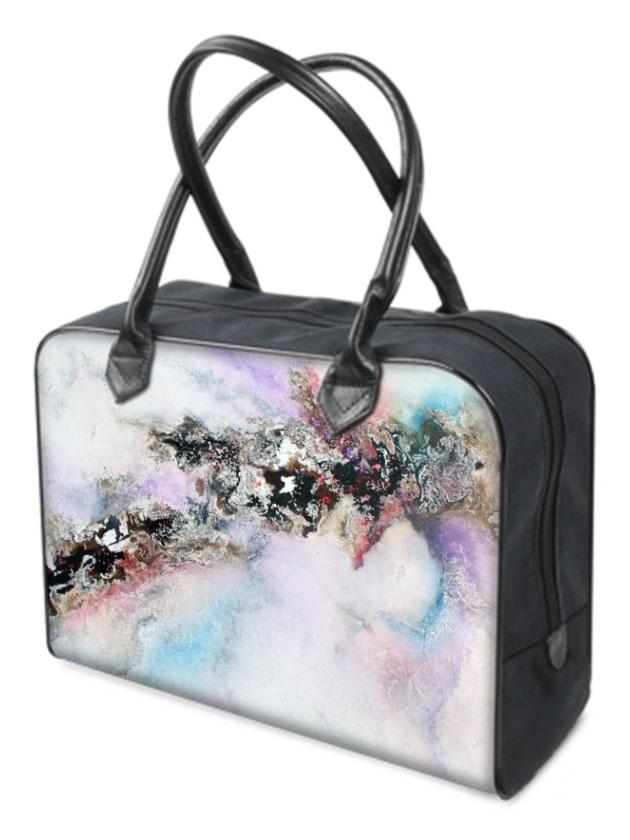 C.Fischer Schicke Designer Reisetasche 'Insel der Träume'