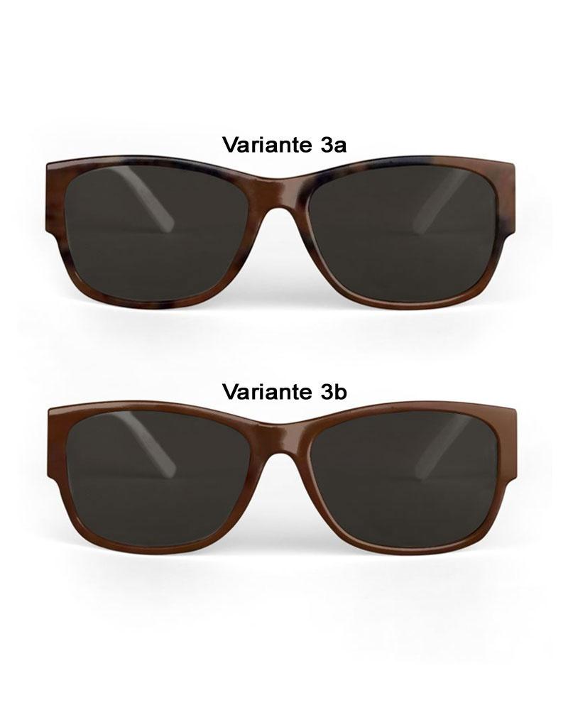 C.Fischer Beeindruckende Sonnenbrille 'Botschaft'