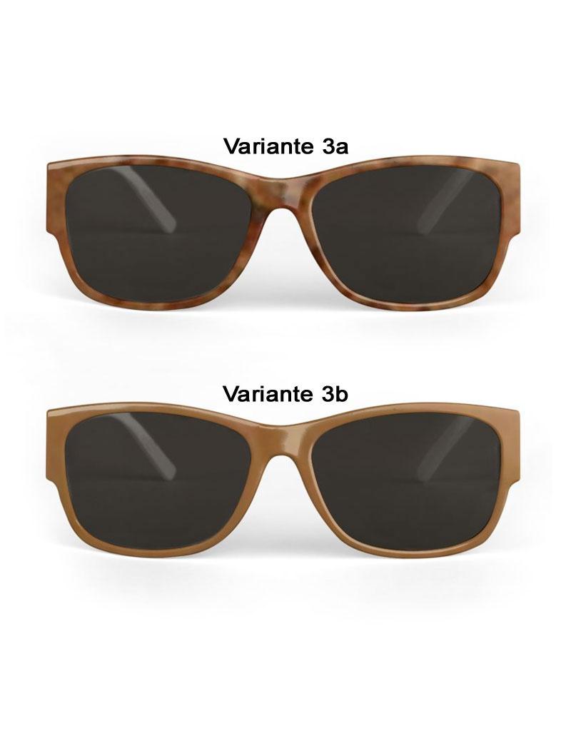 C.Fischer Stilvolle Sonnenbrille 'Zeitgeist'