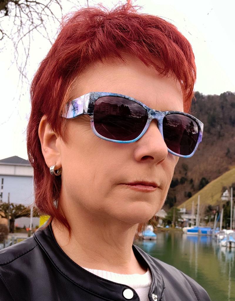C.Fischer Wunderschöne Sonnenbrille 'Insel der Träume'