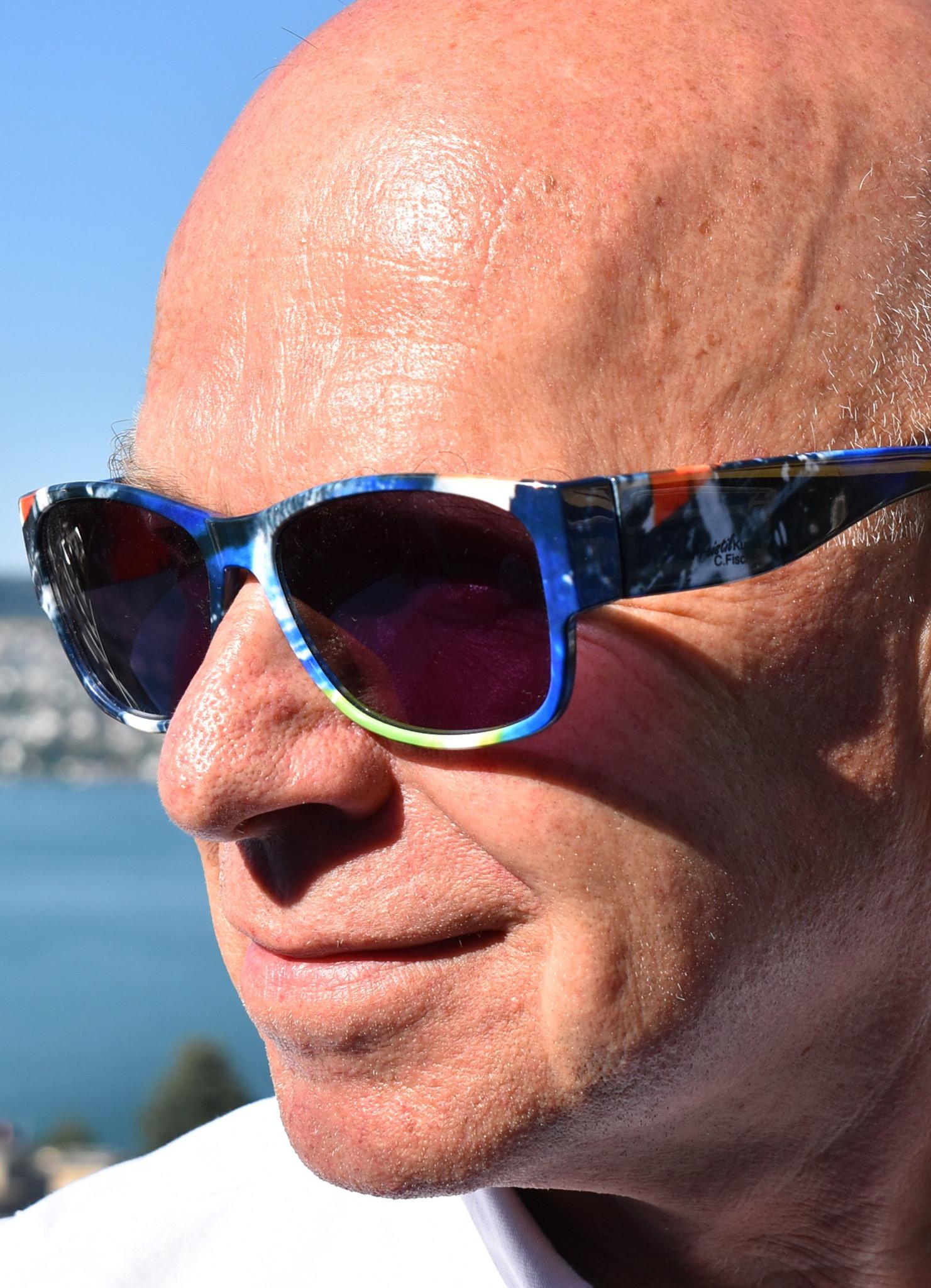 C.Fischer Coole Sonnenbrille 'Innere Kraft'