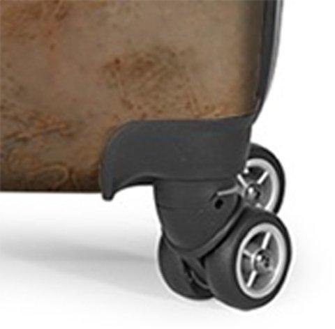 C.Fischer Luxuriöser Designer Trolley Claymore 'Zeitgeist'