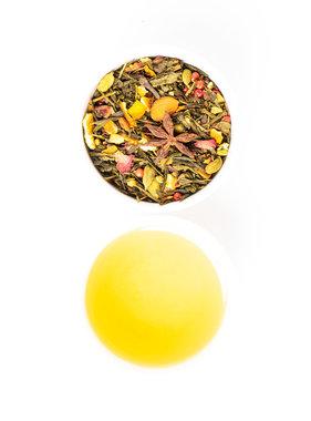 Ginger Sencha Star - 100 gram