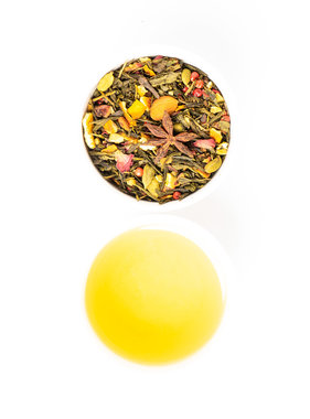 Ginger Sencha Star refill - 100gr - Copy