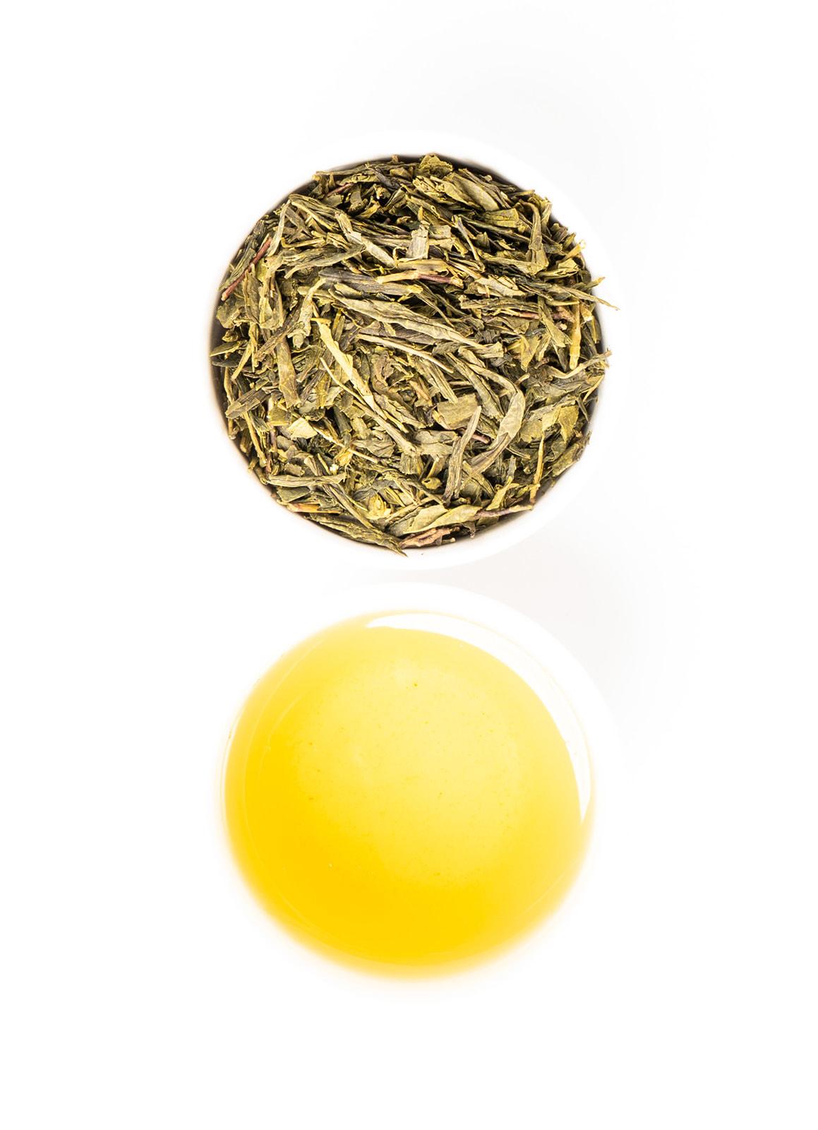 Organic Asian Sencha - 100 gram