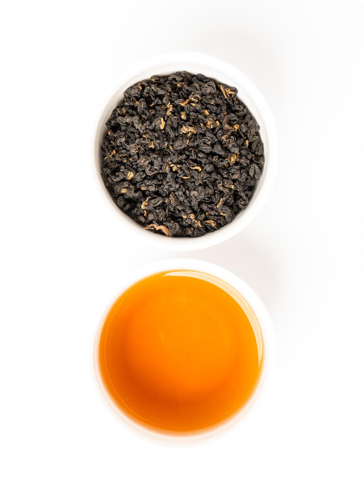 Honey Guan Yin Yellow - 100 gram