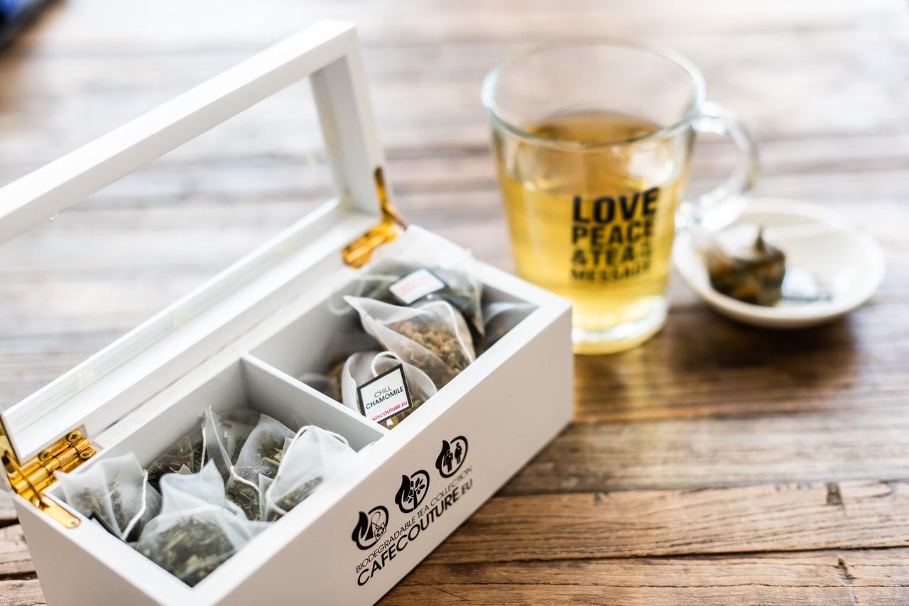 Teabox - 2 side