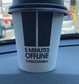 5 minutes OFFLINE Cups 10 oz 1000 stuks
