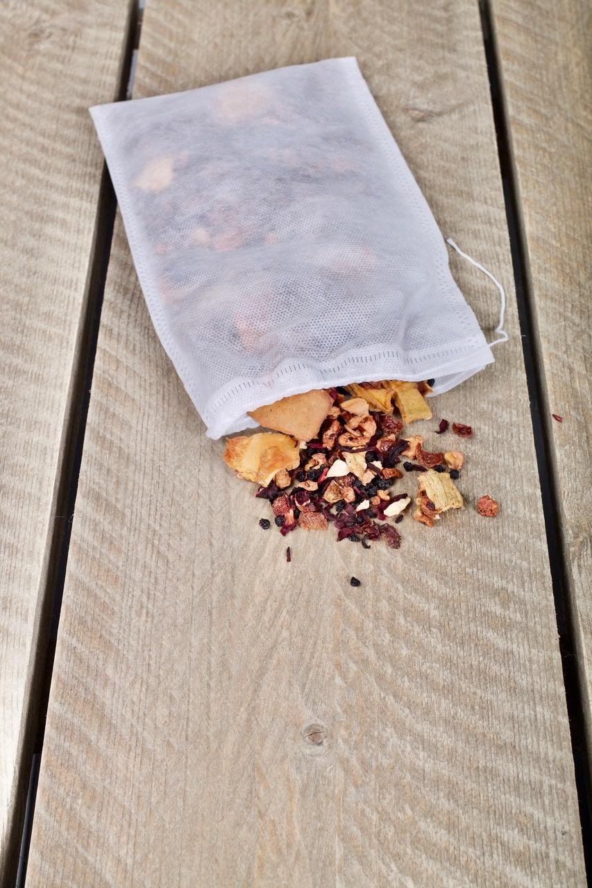 Teafilter bags - 15cm x 25cm