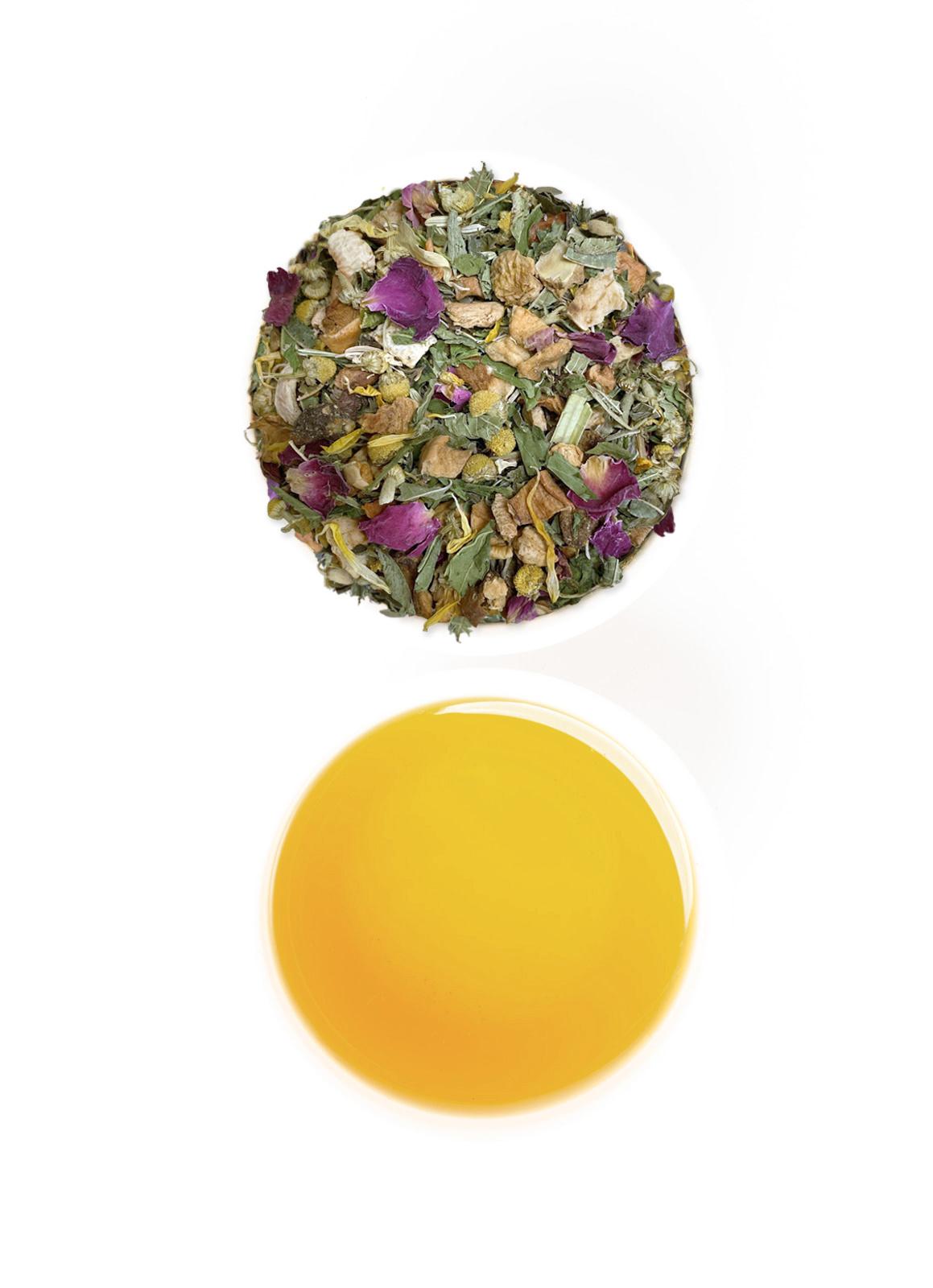 Lindebloesem mix - 100 gram