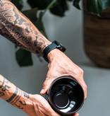 Matcha bowl - clean shiny zwart