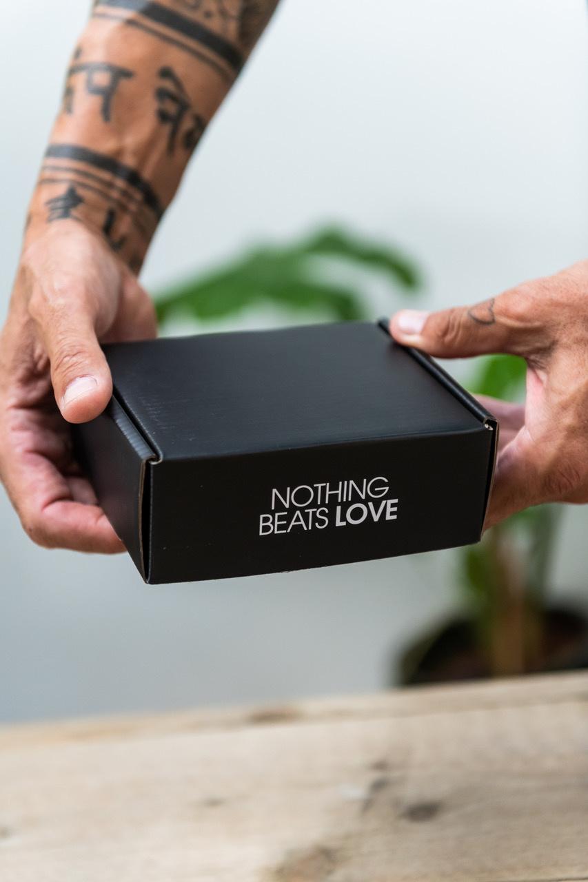 Matcha & Immunity Capsules gift box